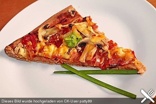 Pizzateig, ein gutes Rezept aus der Kategorie Pizza. Bewertungen: 375. Durchschnitt: Ø 4,6.