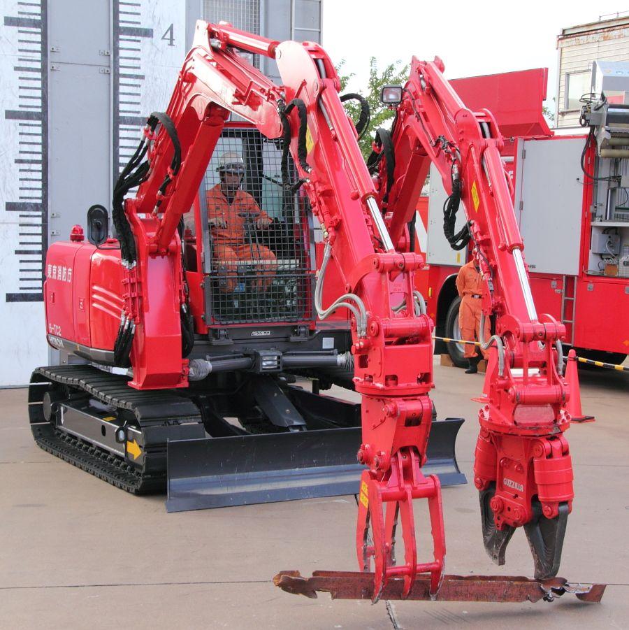 Hitachi Construction Machinery ASTACO Aerial & Scissor
