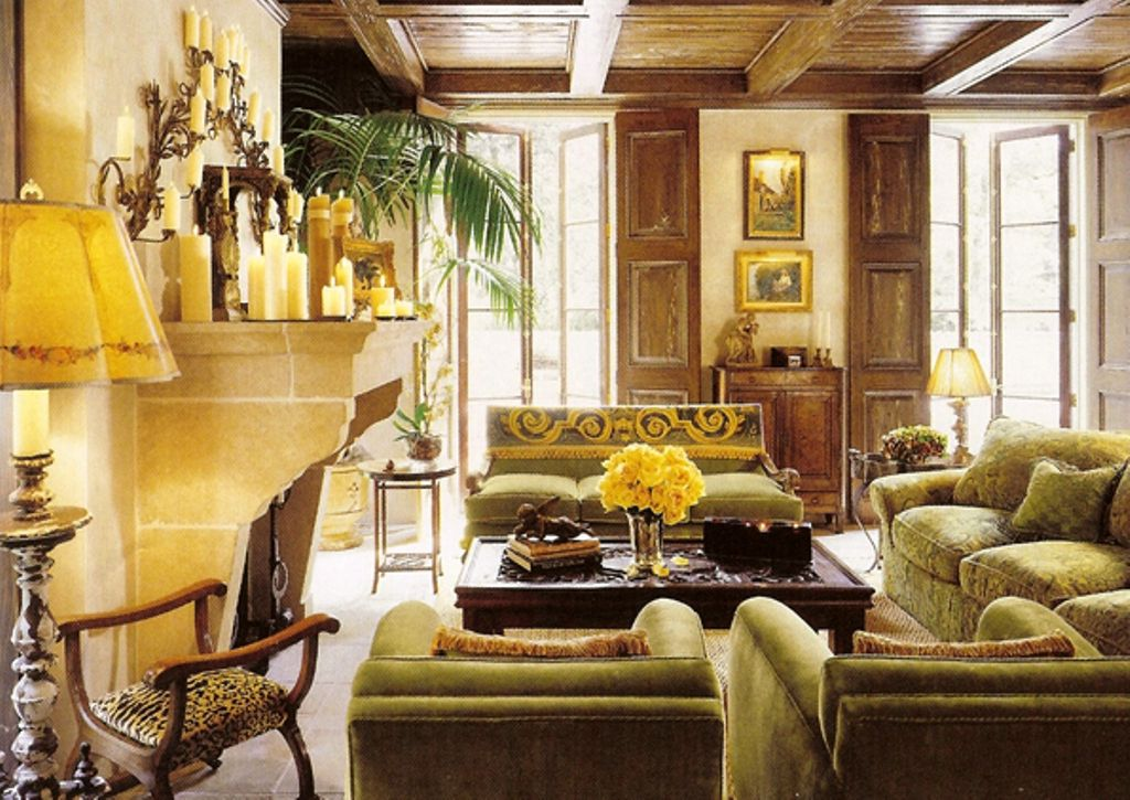 Image Result For Tuscany Style Decor