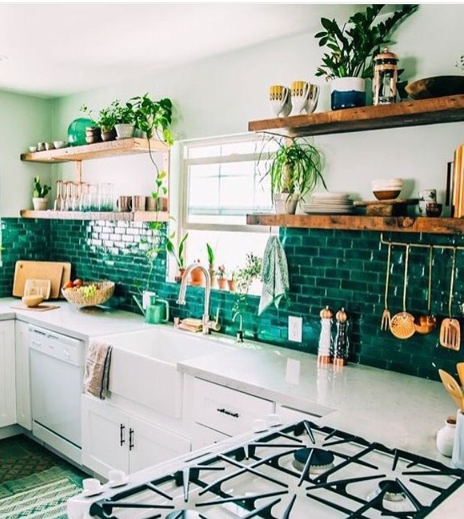 Pin By Jamie Bisantz On Eat Home Kitchens Kitchen Inspirations