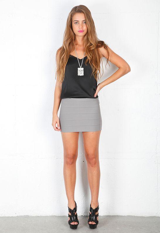 Consider, women in short skirts bondage what necessary