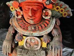 Resultado de imagen para arte representativo de la cultura zapoteca