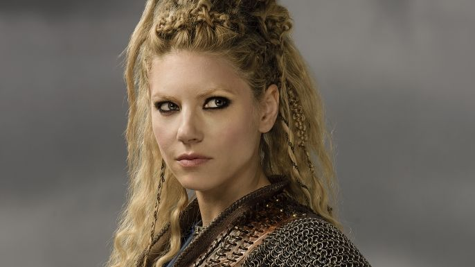 Lagertha - Vikings Cast (con immagini)