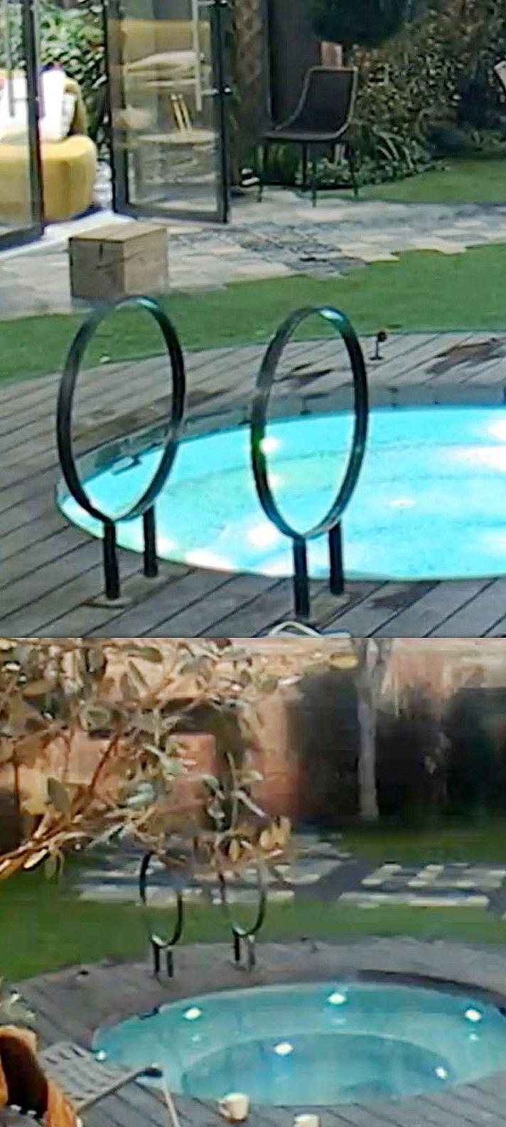 Best Pool Handrails Home Exterior Garden Conservatory In 400 x 300