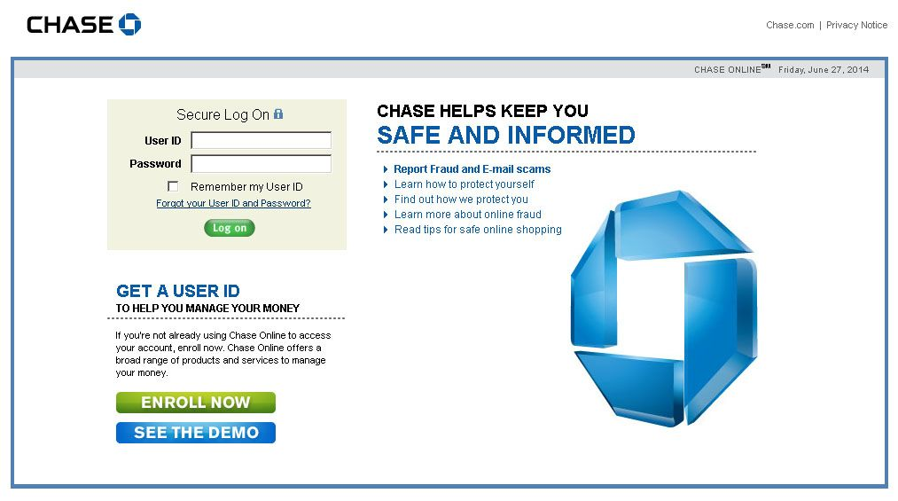 Video Demonstration And Instructions On How To Use The Chase Bank Online Login Paying Bills Online Bank Account Chase Online