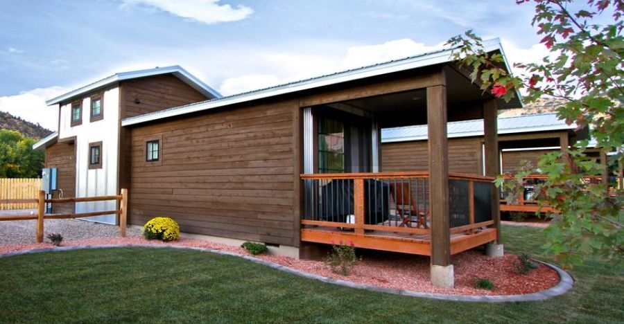 The Escape Tiny House Is The Perfect Utah Country Vacation Rental