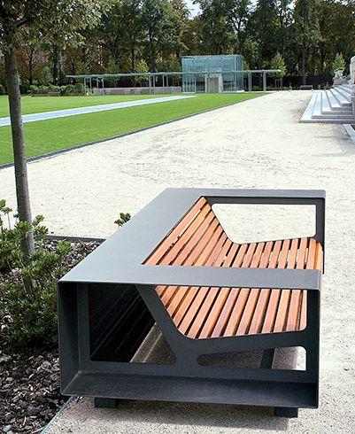 Néo - Mobilier urbain, Univers & Cité