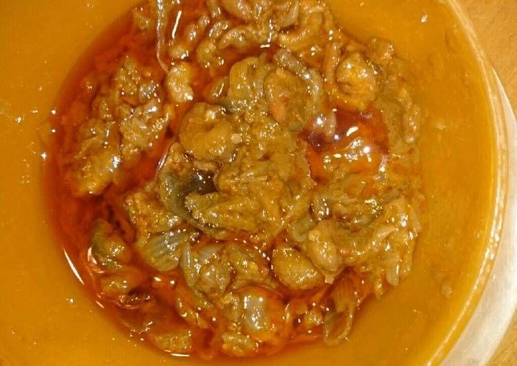 Resep Sambal Asam Bangka Oleh Naura Atika Resep Resep Masakan Resep Masakan
