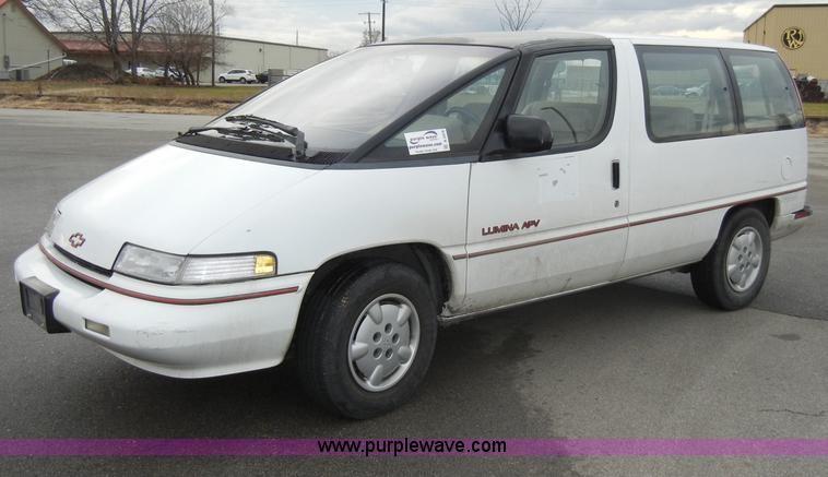 4 Kids Minivans Mini Van Chevrolet Lumina Van For Sale