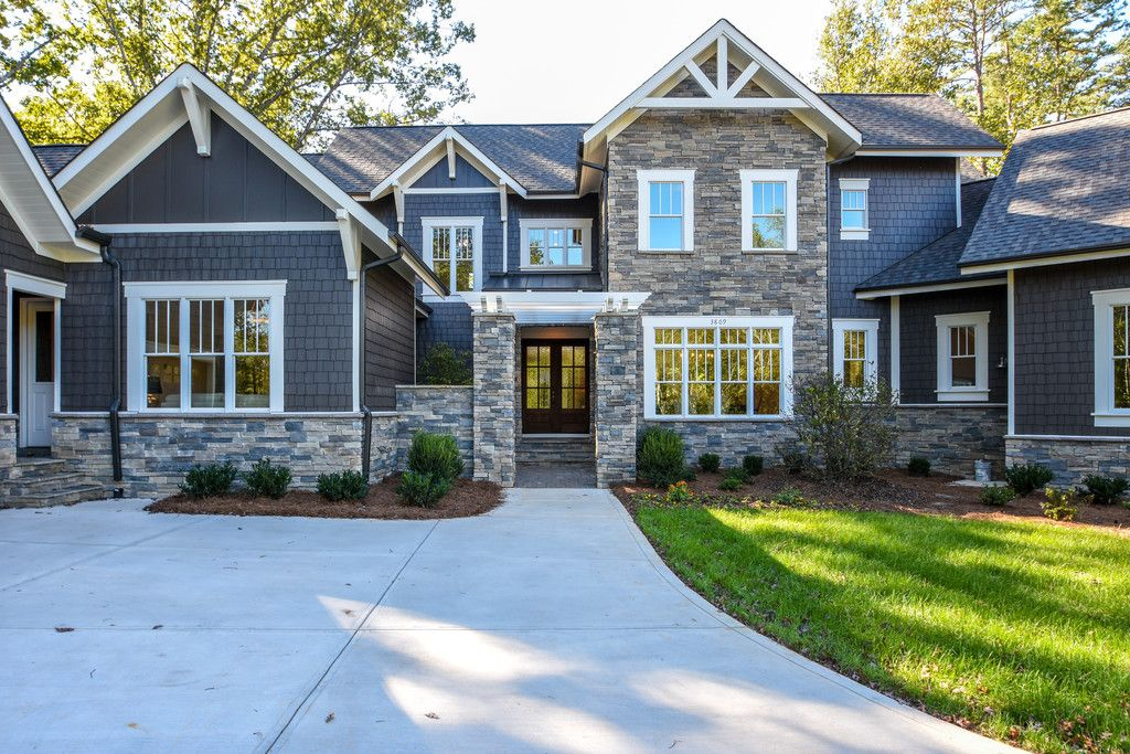 Custom home, new construction in Cheval (Mint Hill, NC