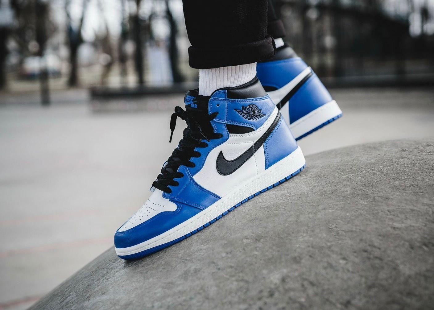 Nike Air Jordan I Game Royal Air Jordans Jordan 1 Retro High