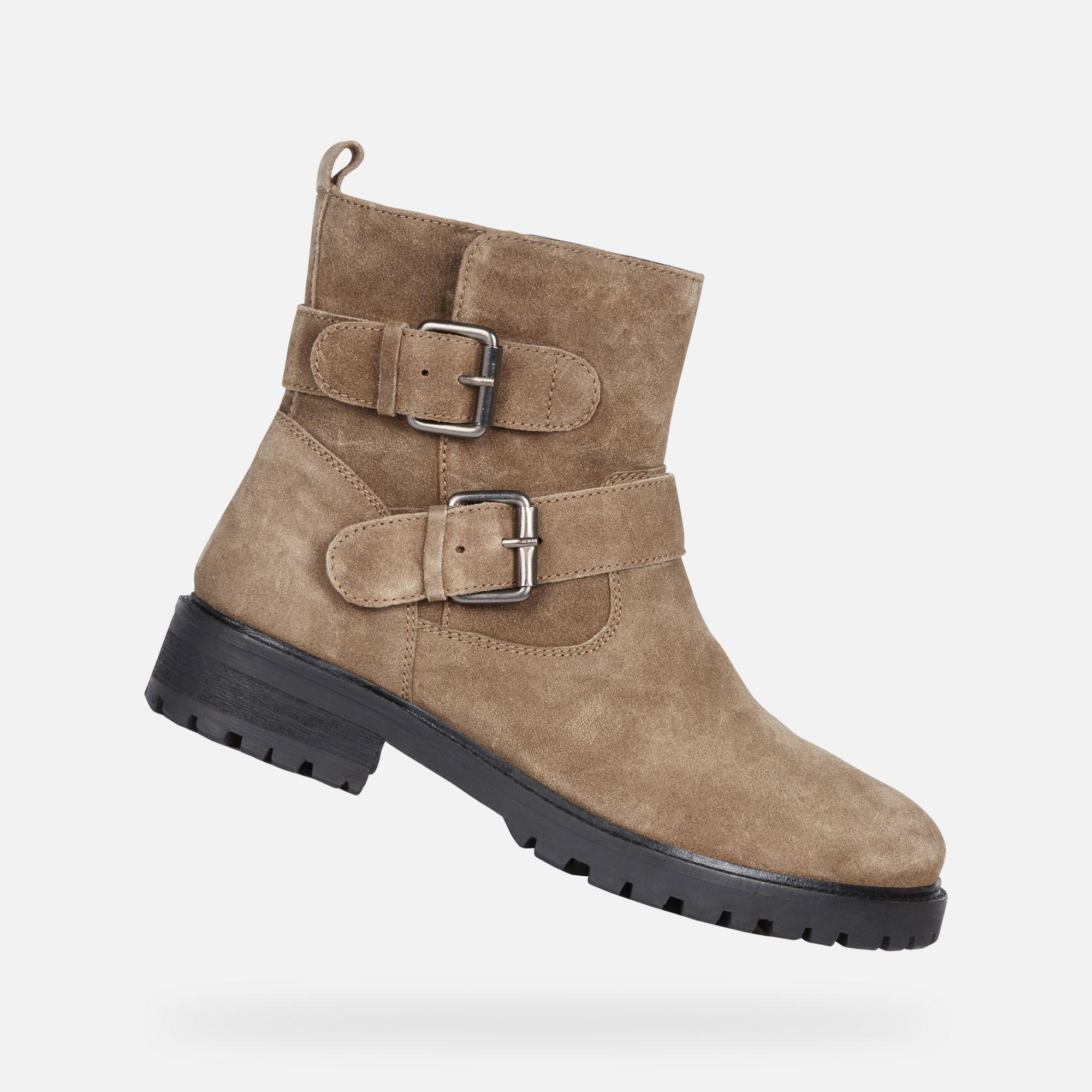Ojalá Tregua longitud  ❤❤❤Descubre la Colección otoño/invierno en el sitio oficial Geox. HOARA  Mujer Botas Tabaco est‡n disponib…   Modelos de zapatos, Botas zapatos,  Botas mujer invierno