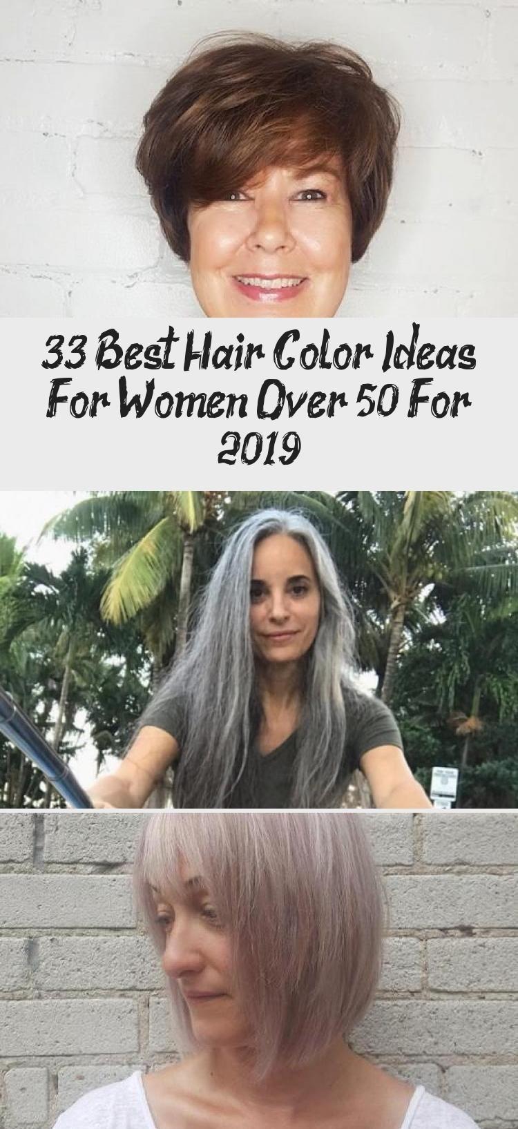 20 Best Hair Color Ideas for Women Over 20 in 20 grayhairDIY ...