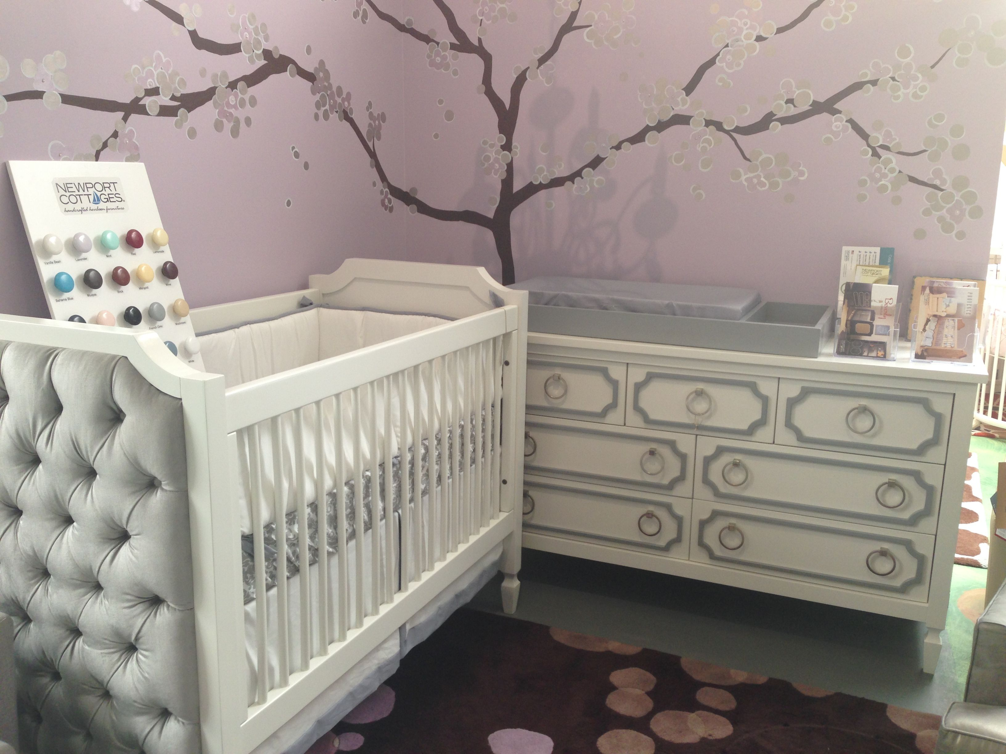 Chan Bambini Gorgeous Beverly Set Up