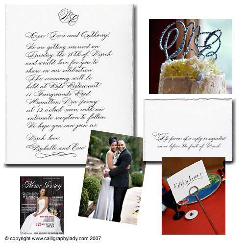 sample wedding invitations Invitations / Programs Pinterest