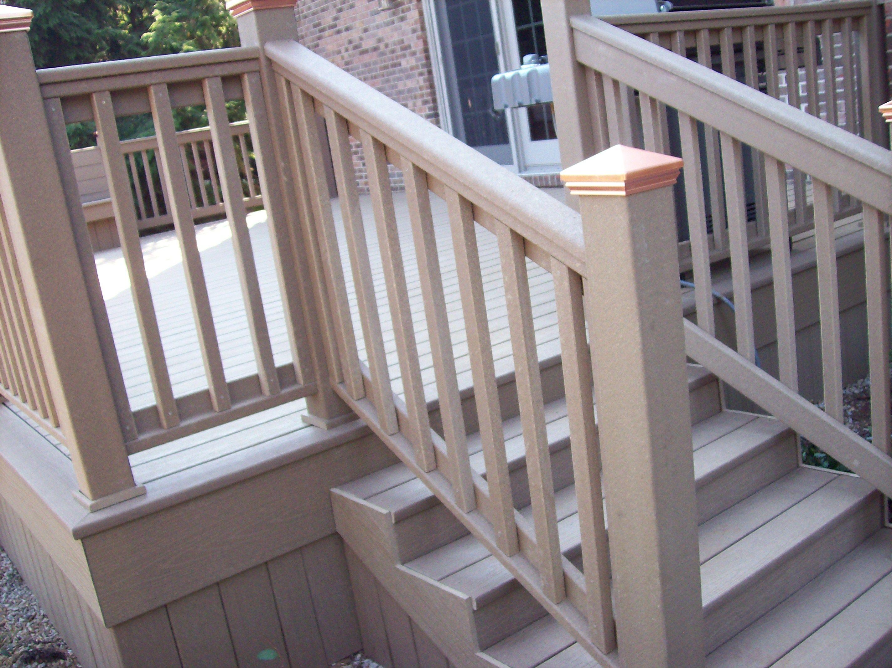 Best Composite Staircase Composite Decks Pinterest 400 x 300