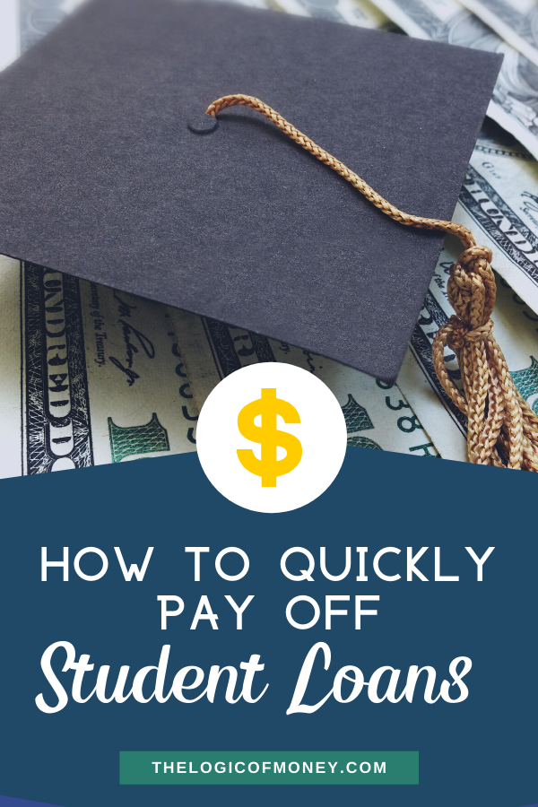 Pay Off Your Student Loans Quickly And Efficiently With These Student Debt Tips Paying Off Student Loans Student Loans Student Debt