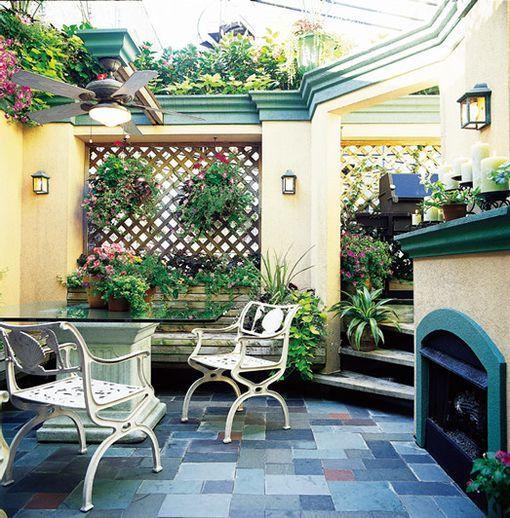 Paisajismo para jardines - decoracion de jardines