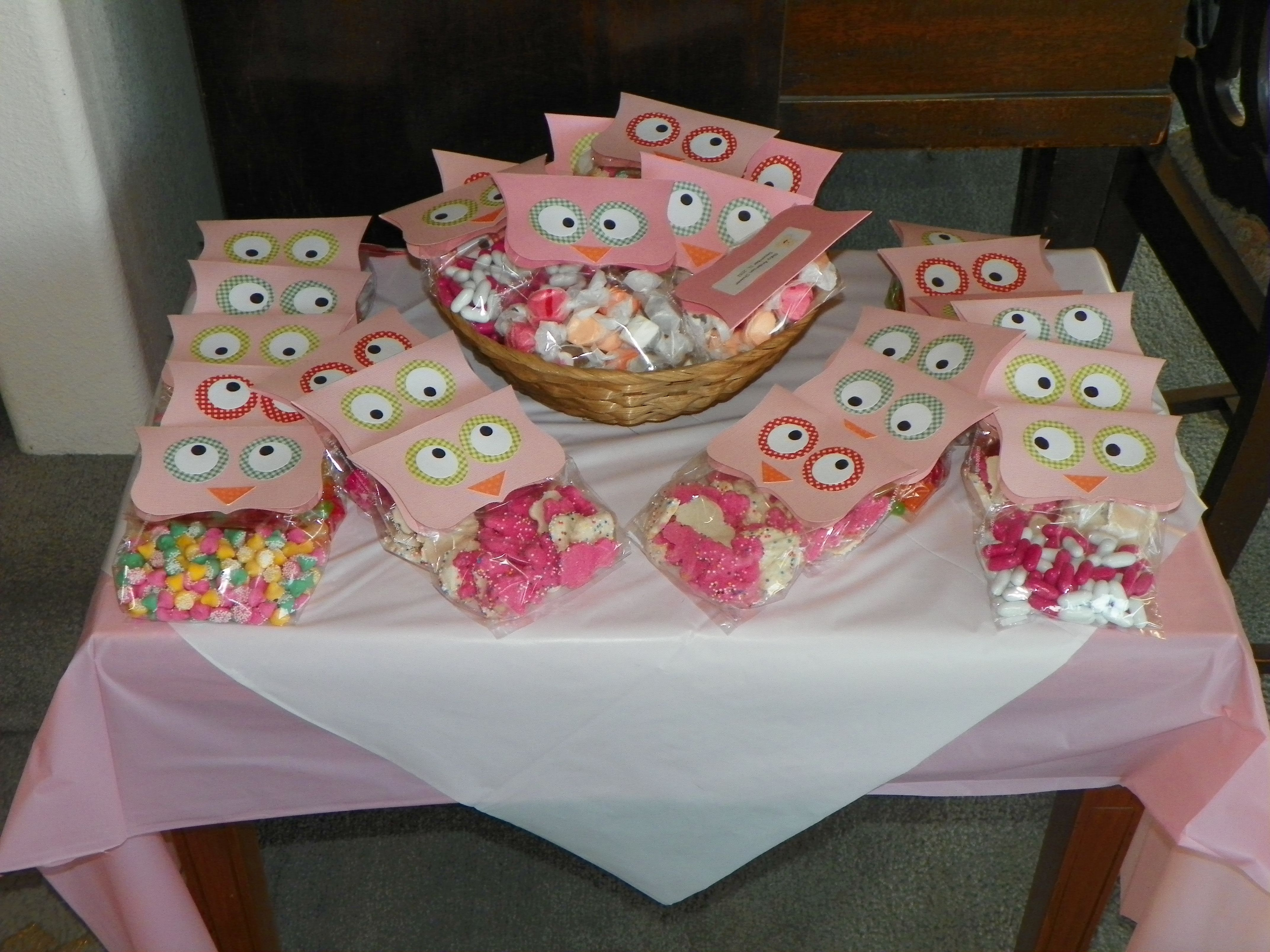Baby Shower Giveaways