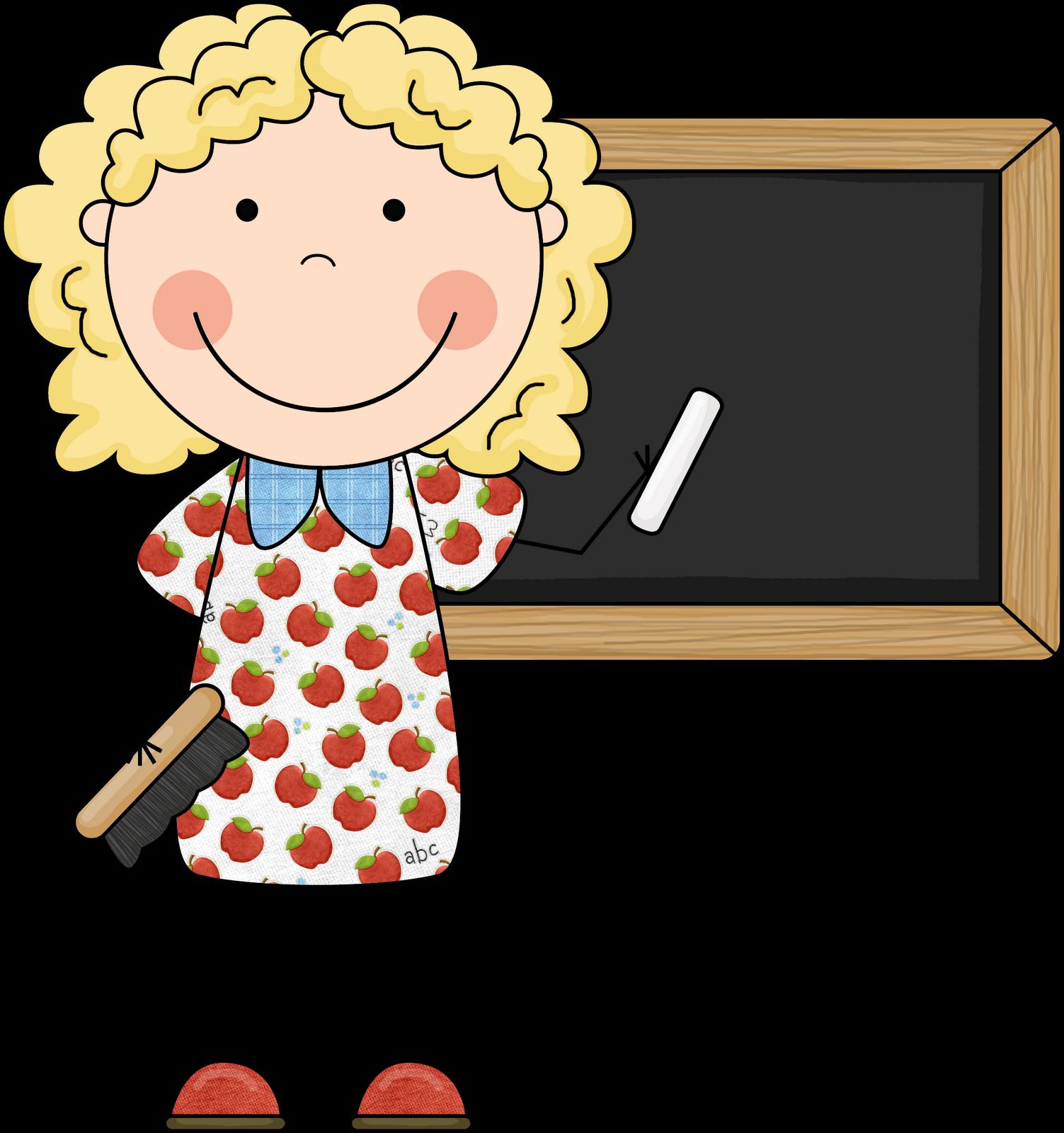 Kindergarten Teacher Clip Art Classroom Decoration