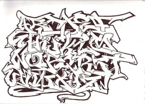 Design Brief Street Alphabet Competition Graffiti Wildstyle