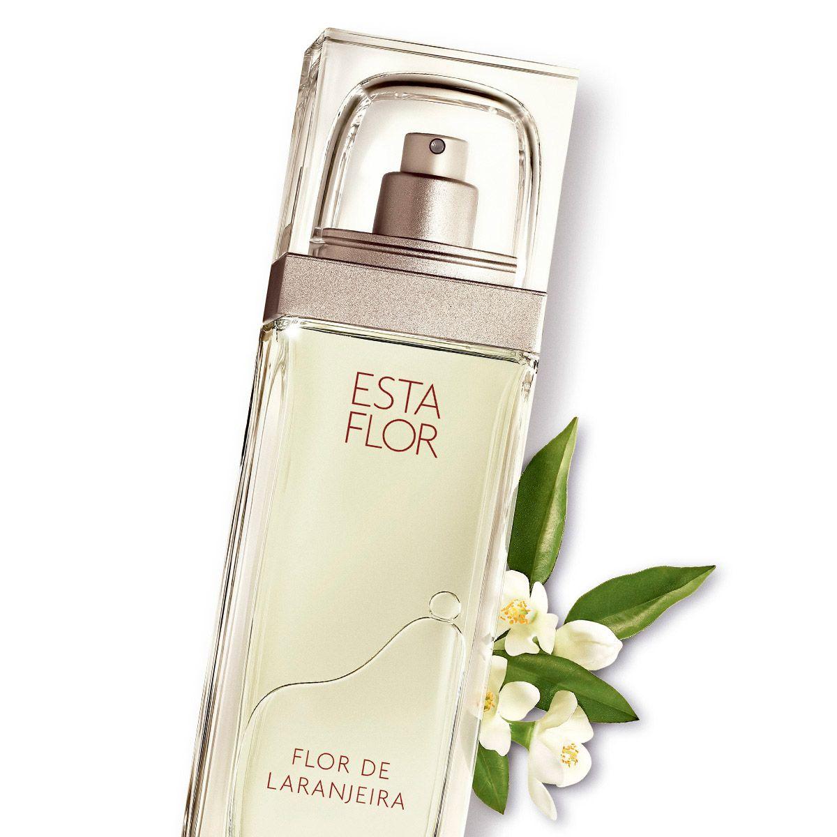 Uma Fragrancia Que Traz O Intenso Oleo Essencial Da Flor De