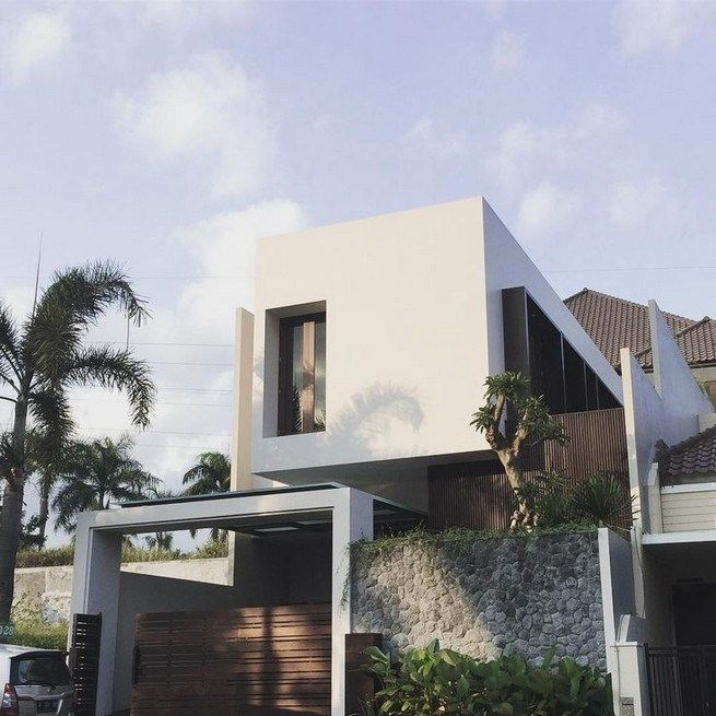 Minimalist Exterior Home Design Ideas: 12+ Minimalist Home Exterior Architecture Design Ideas