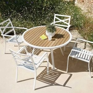 Roma Dining Luxury Outdoor Furniture Outdoor Furniture Teak Outdoor Furniture