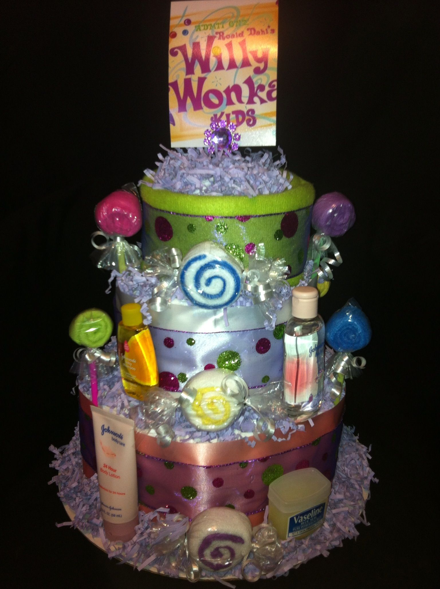 Pin On Heavenly Diaper Cakes And More