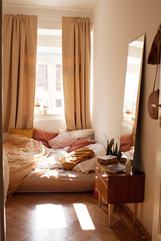 Neues schlafzimmer interieur homestory zu besuch bei womomcofounder kerstin rothkopf