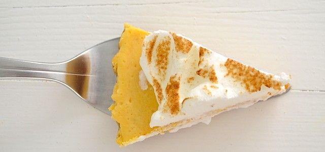 Limoen Meringue Taart - Uit Paulines Keuken