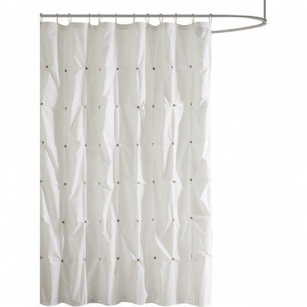 600441b99aa You ll love the Ellesmere Port Cotton Shower Curtain at Wayfair - Great  Deals on
