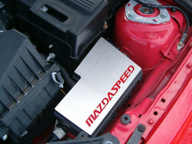 Mazdaspeed fuse box cover mazda mps ideas pinterest
