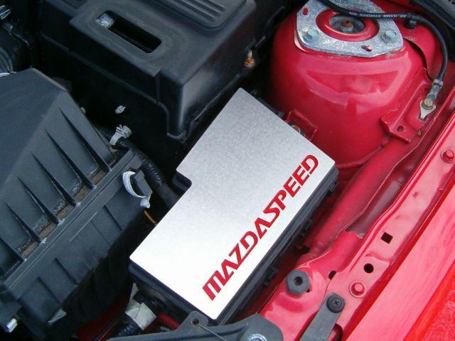 Mazdaspeed Fuse Box Cover