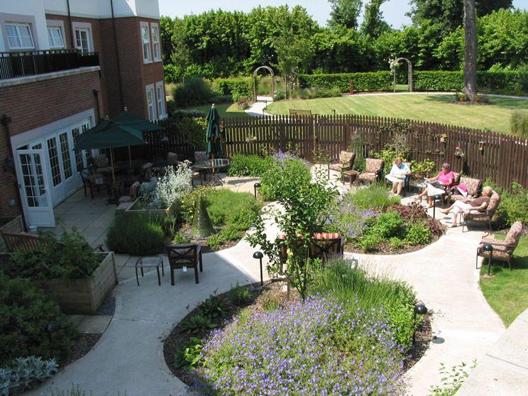 19 Dementia Gardens Ideas Sensory Garden Healing Garden Dementia