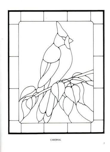 VIDRIERAS PARA PINTAR | Cuadros en madera | Pinterest