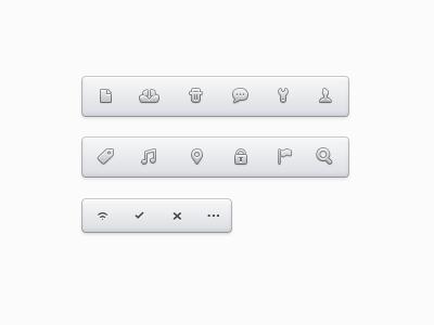 Icons - OSX by Jonathan Moreira