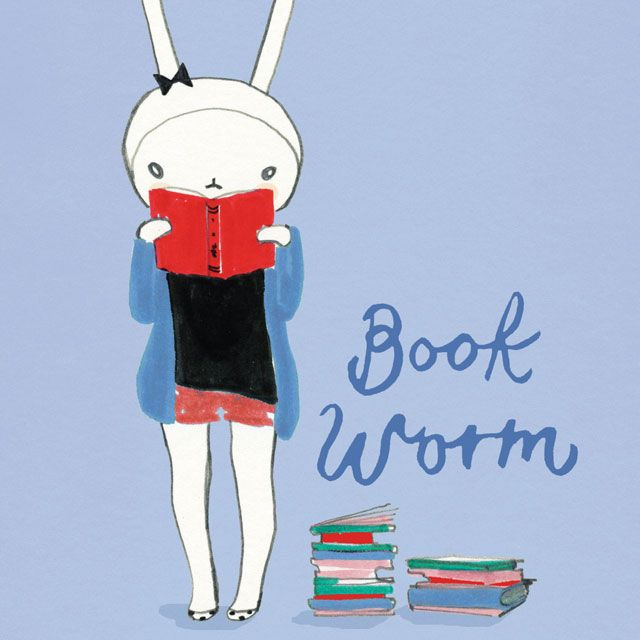 Self confessed! What are you reading today?    bunny kisses  Fifi Lapin
