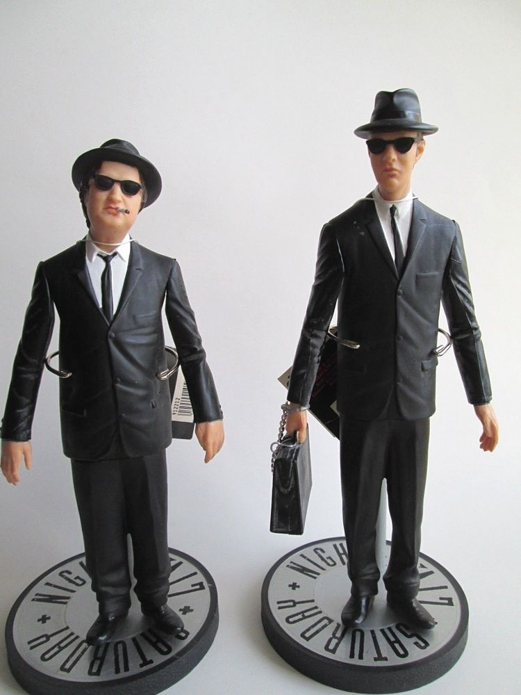 Saturday Night Live Classics Blues Brothers Hamilton Gifts Figures W Stands 10 Hamilton Gifts Blues Brothers Saturday Night Live
