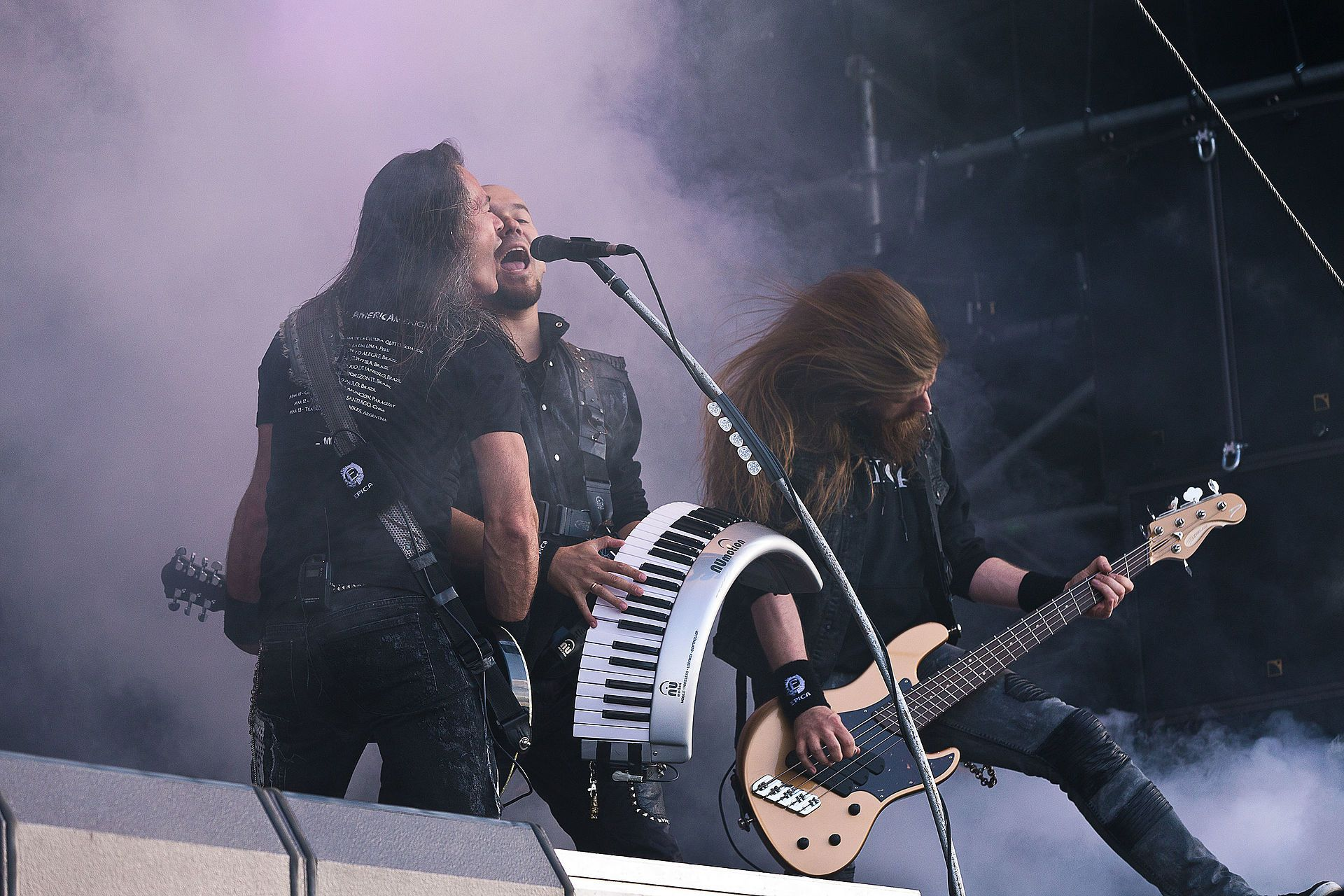 Epica Gruppo Musicale Wikiwand Epica Pinterest