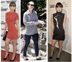 short, thick legs look slimmer
