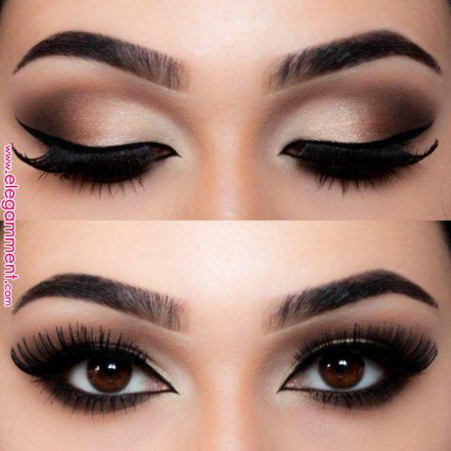 Pin by Eye Makeup Bronze on Eye Makeup Orange in 2019 | Pinterest | Makeup, Eye Makeup and Makeup looks #eyeshadowlooks