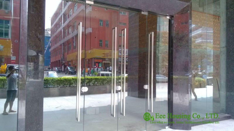 12mm Tempered Glass Commercial Frameless Glass Doors Manufacturer Commercial Exterior Mordern Glass Door For Shoppin Buy Front Door Front Door Shop Glass Door