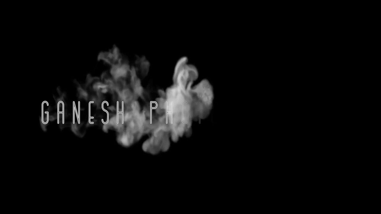 How To Create A Simple Smoke Logo Reveal In After Effects Tutorial