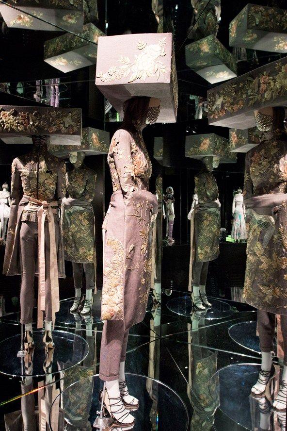 Alexander McQueen Savage Beauty Victoria and Albert Museum Romantic Exoticism