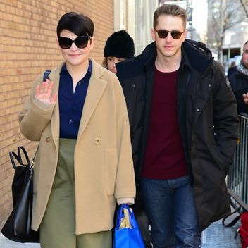 Ginnifer Goodwin and Josh Dallas Are Expecting Baby No. 2: Glamour.com