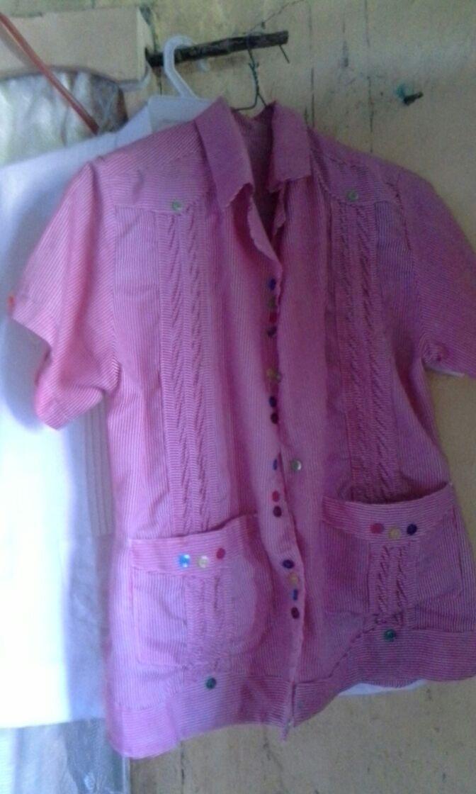 camisilla tonosieña estilizada | Vestidos de Panama | Pinterest ...