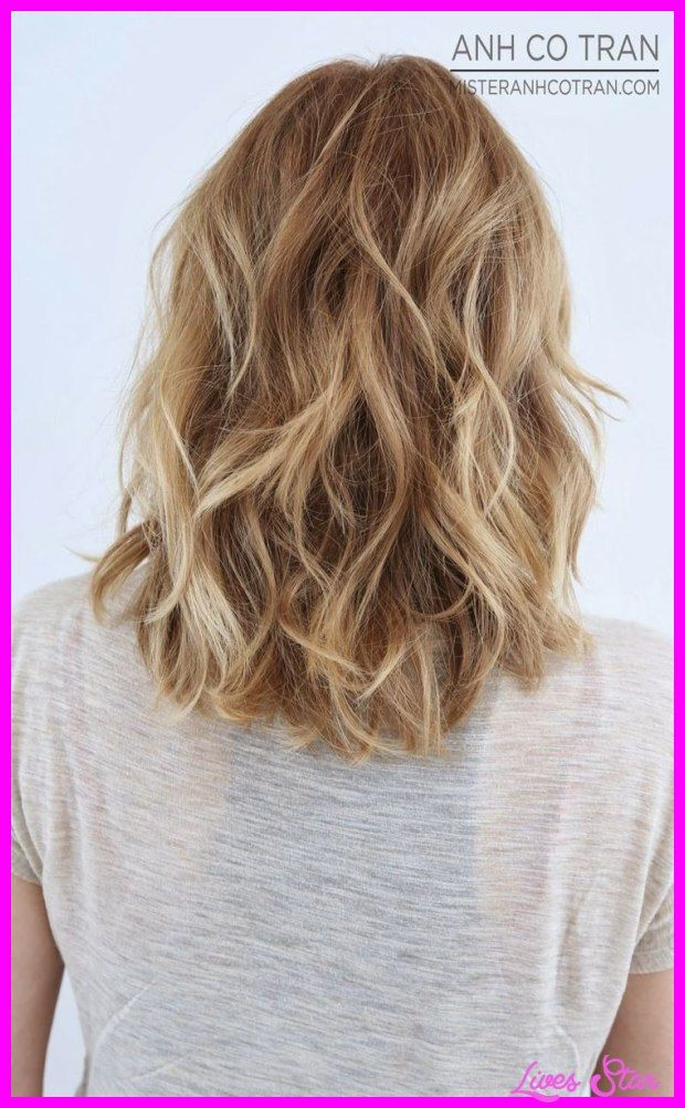 Awesome Medium Haircuts With Layers Back View Hair Hair Hair