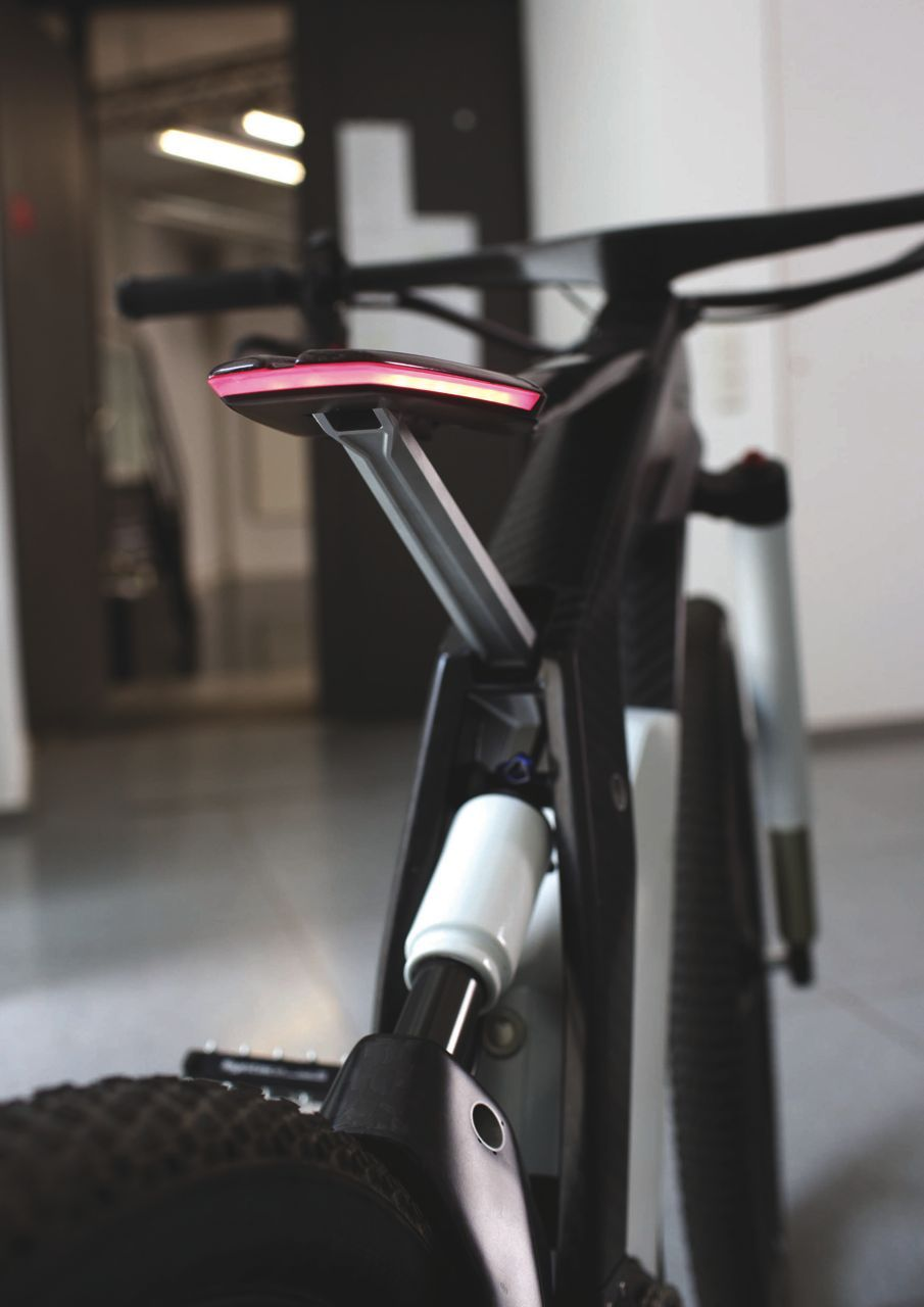 Audi S Bike Audi Fahrrad Design Worthersee