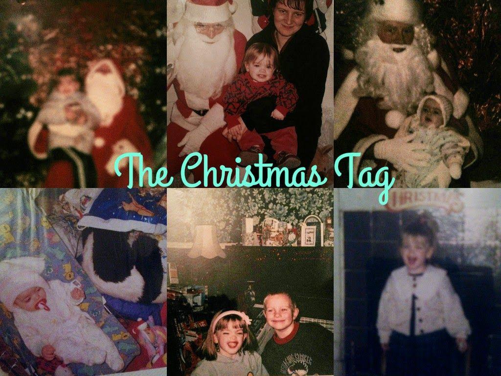 Hayley Louisa Elliott: The Christmas Tag!